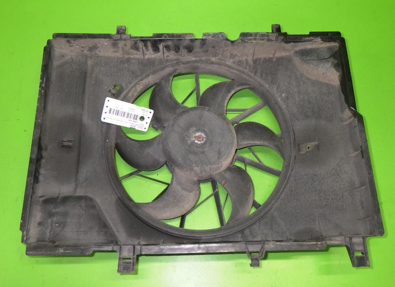 Radiator fan electrical for Mercedes-benz Cclass | Autoparts24